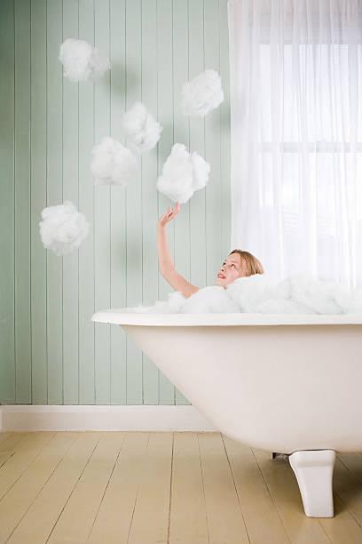 soñar con baño limpio