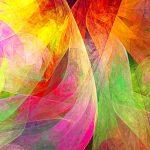 Soñar con colores