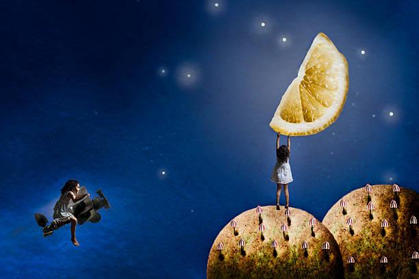 soñar con limones jugosos