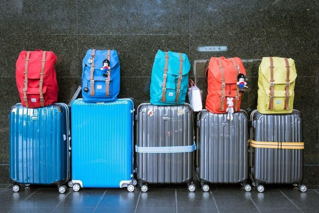 soñar con maletas nuevas