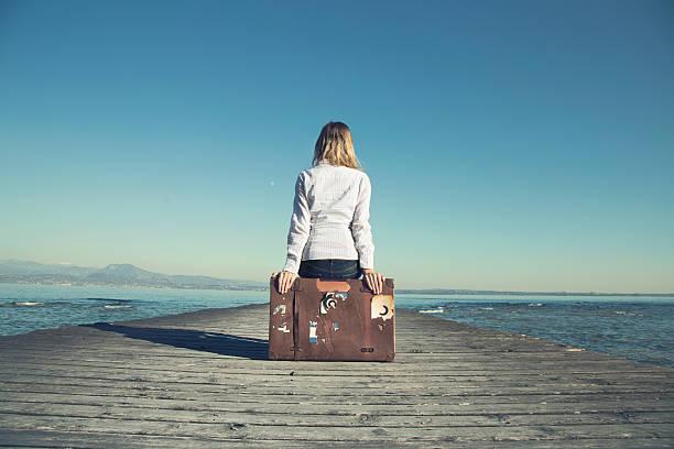 soñar con maletas de viaje