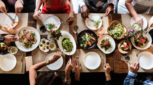 soñar con restaurante de comida rapida