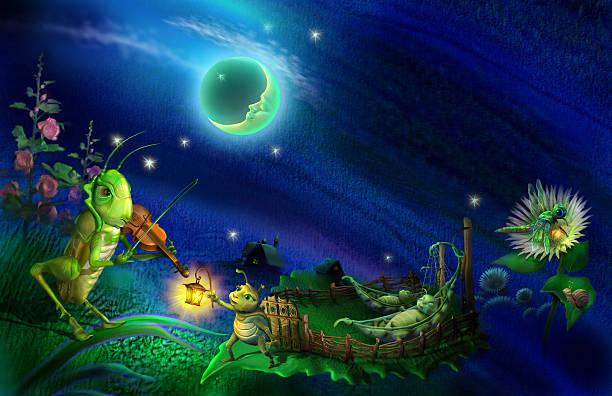 soñar con saltamontes voladores