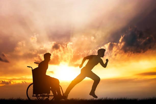soñar con silla de ruedas sentado
