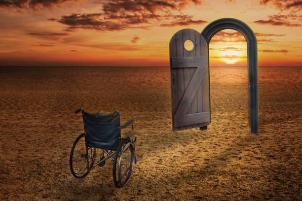 soñar con empujar silla de ruedas