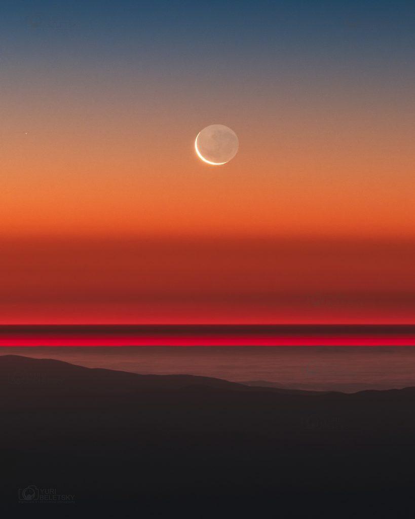 soñar con la luna llena amarilla