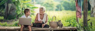 Soñar con abuela