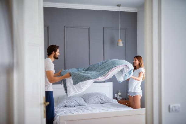 soñar con cama nueva