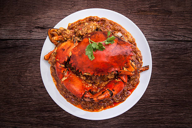 soñar con cangrejos cocinados