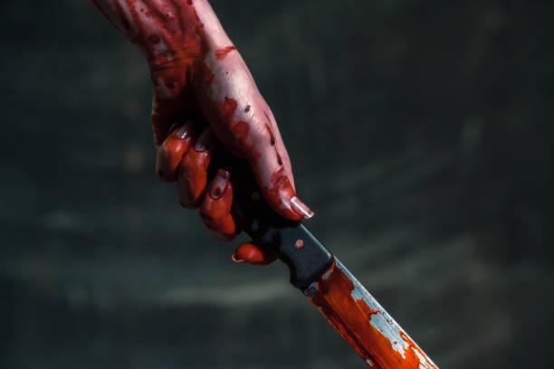 soñar con cuchillo blanco
