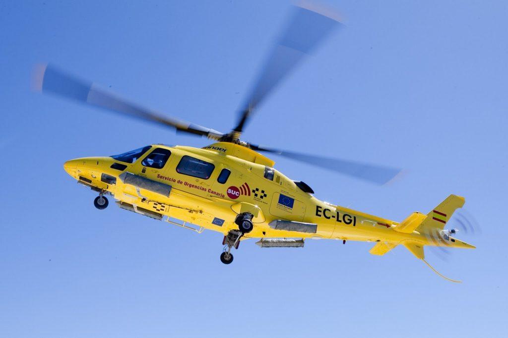 soñar con helicoptero que cae