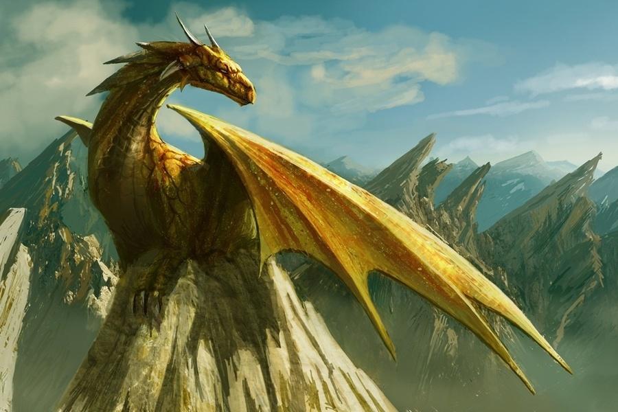 soñar con dragones amigos
