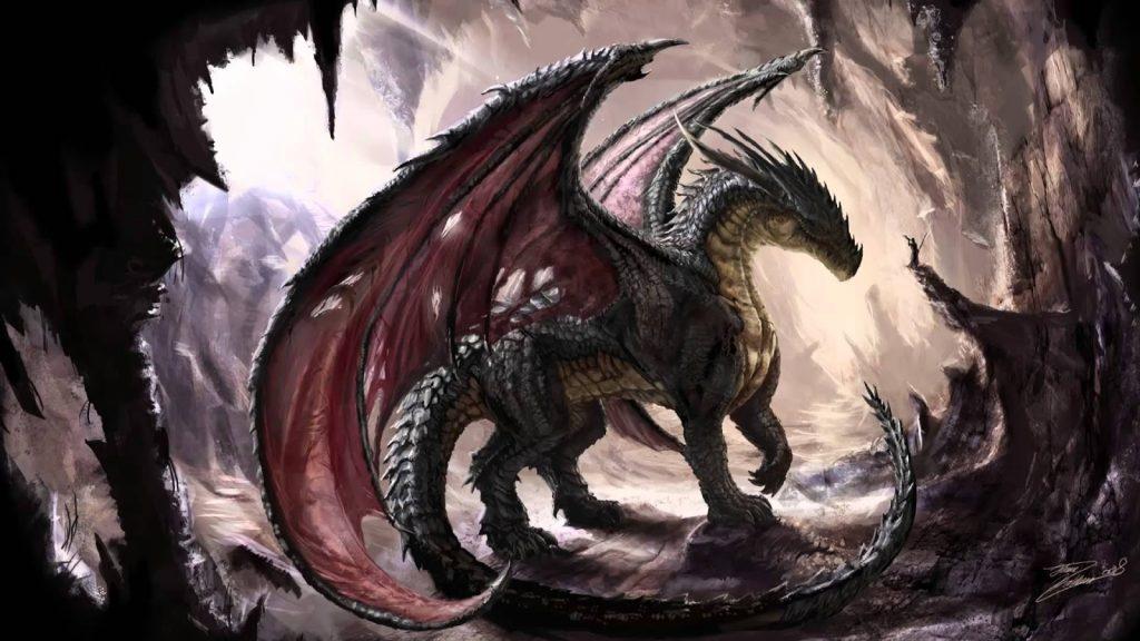 soñar con dragones amarillos