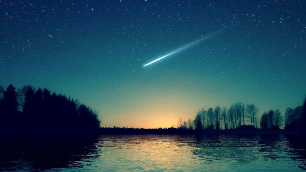 soñar con estrellas en el cielo