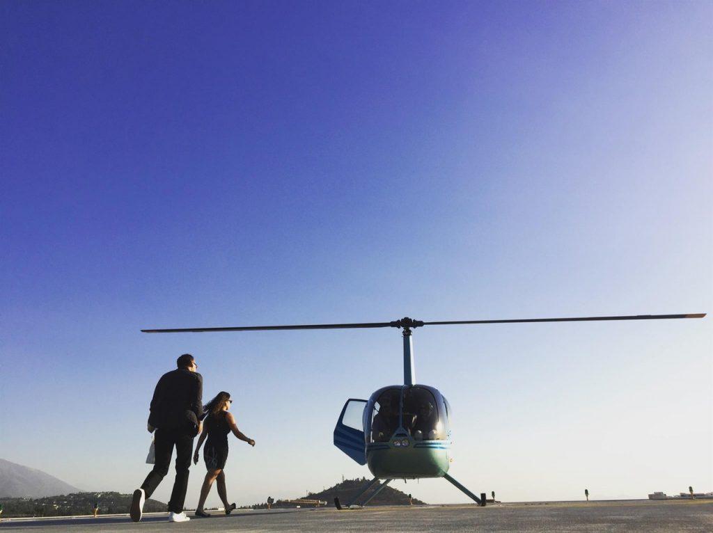 soñar con helicoptero que numero juega