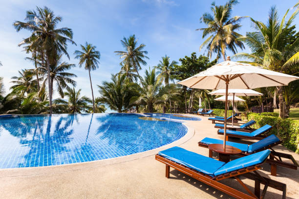 soñar con hotel de playa