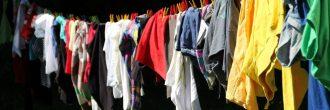 Soñar con lavar ropa