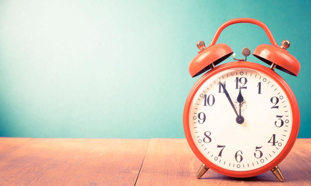 soñar con llegar tarde a una cita
