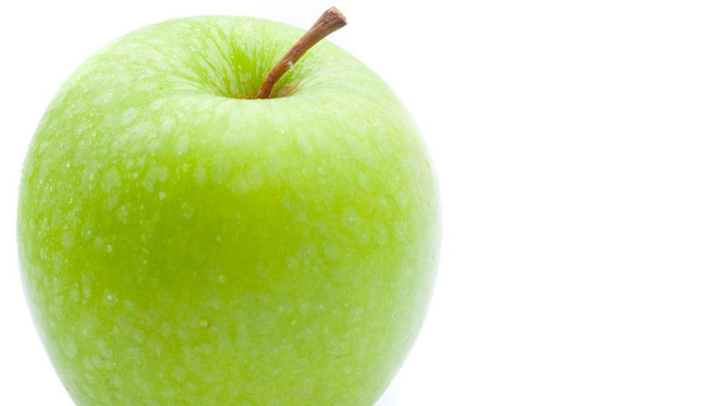 soñar con manzanas gigantes