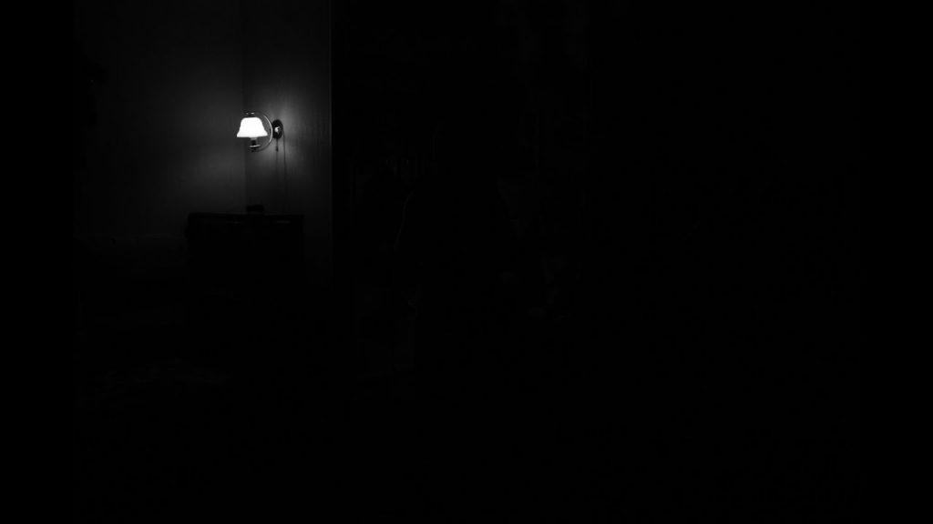 soñar con oscuridad y luz
