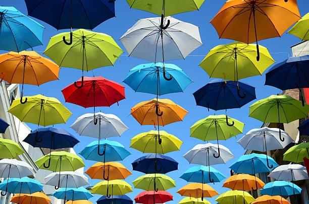 soñar con paraguas negro