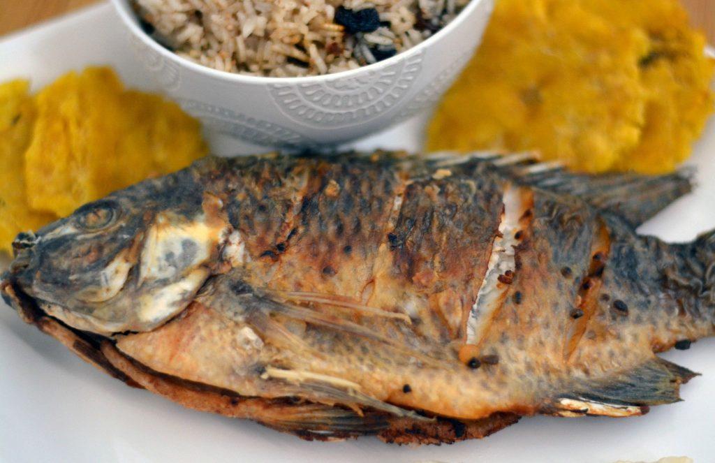 soñar con pescados muertos