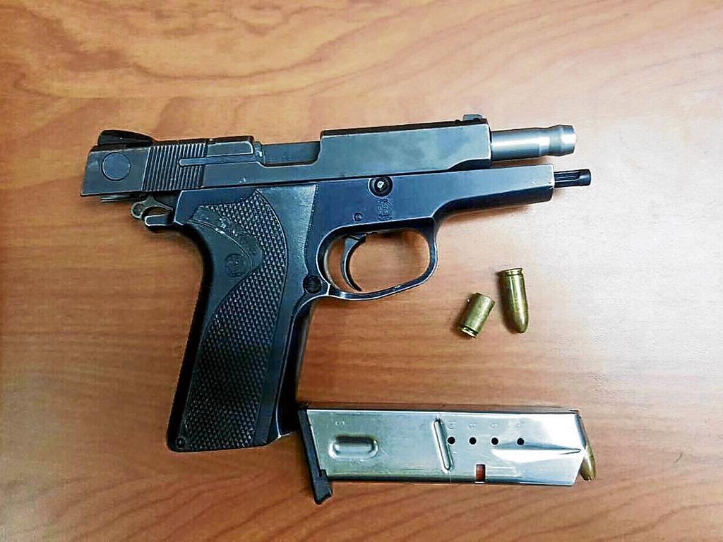 soñar con pistola y balas