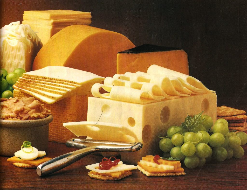 soñar con queso podrido