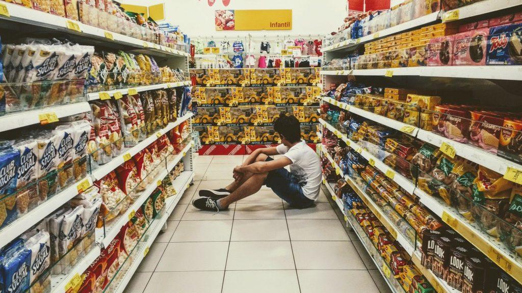 soñar con supermercado chino