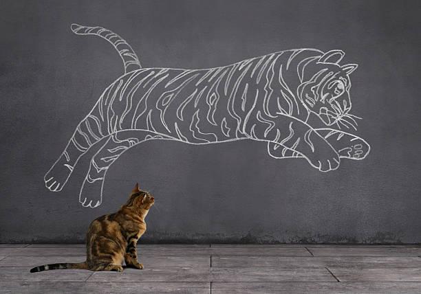 soñar con tigres bebes