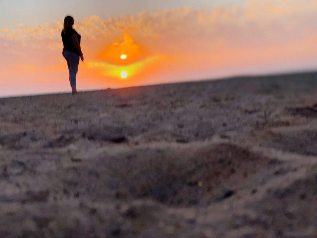 soñar con perderse en el camino