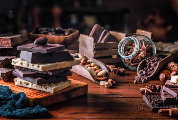 soñar con chocolate amargo