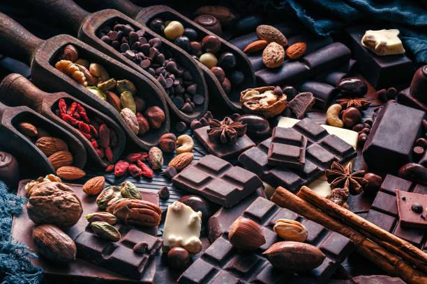 soñar con chocolates y dulces