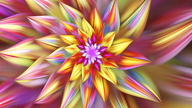 soñar con flores de colores