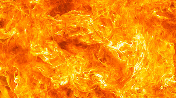 soñar con fuego que no quema