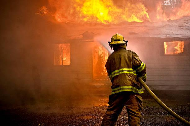 soñar con incendio de casa