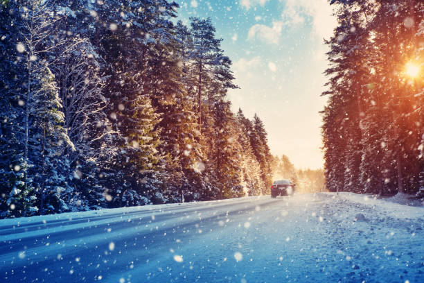 soñar con nieve azul