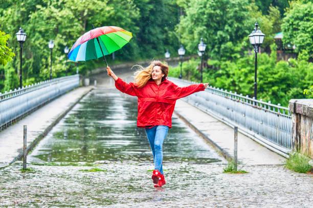 soñar con lluvia y sol