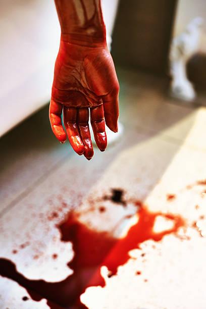 soñar con sangre en la nariz