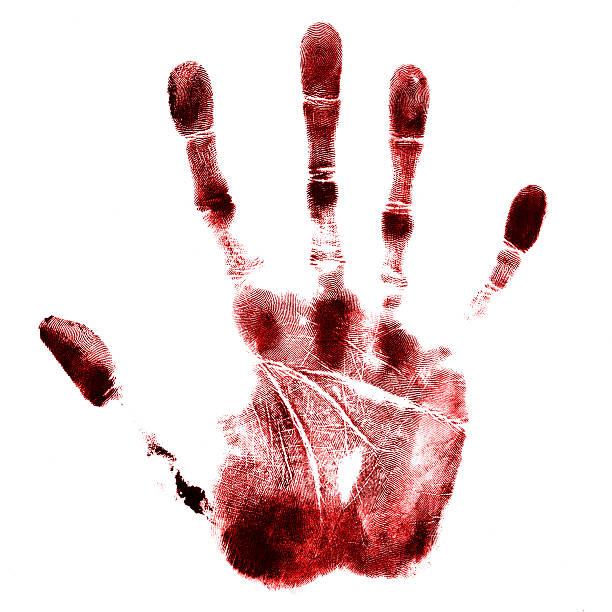 soñar con sangre en la cara